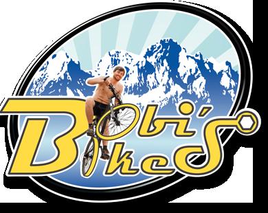 Bobi's Bikes Logo
